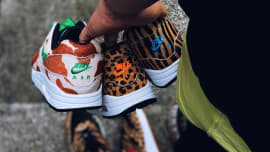 39851e6f4c60f Atmos' Nike Air Max 1 'Animal 3.0' Pack Is Dropping at ComplexCon Chicago