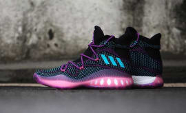 Swaggy P Adidas Crazy Explosive Black Pink PE (7)