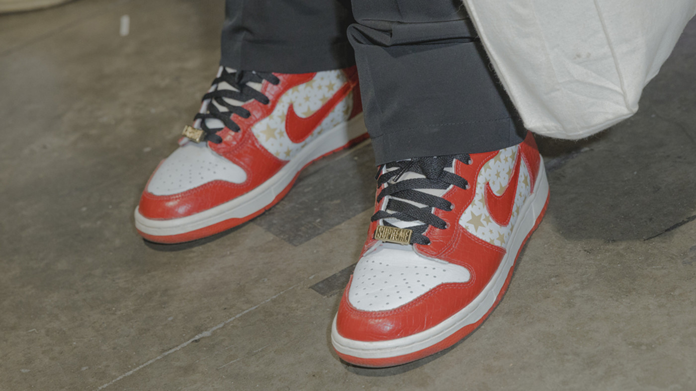 Best Sneakers at ComplexCon 2019 Supreme x Nike SB Dunk