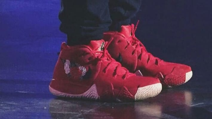'Chinese New Year' Nike Kyrie 4 Surfaces