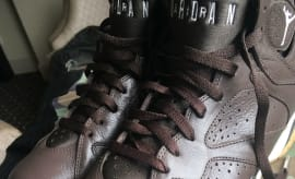Anthony Hamilton Brown Air Jordan 7