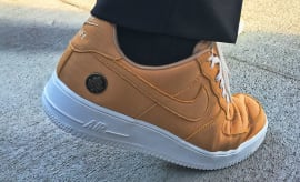 Jerry Jones Nike Air Force 1 Low Hall of Fame Heel