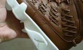Air Jordan 9 Brown Leather Baseball Glove Release Date