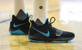 Nike PG1 Black Blue Yellow PE