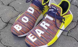 Pharrell x Adidas NMD Hu Trail Multicolor Body Earth Release Date AC7360