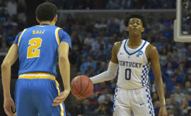 De'Aaron Fox & Lonzo Ball