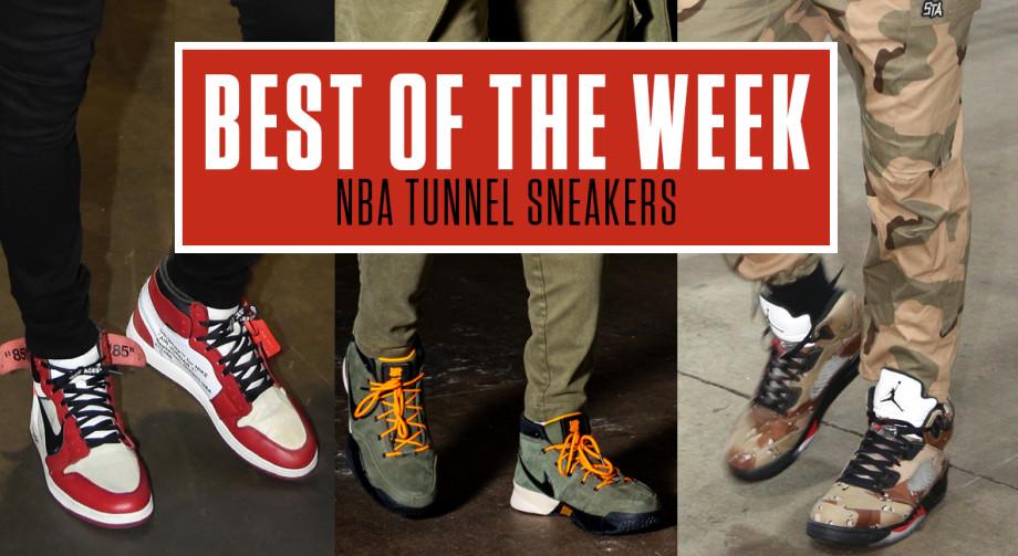 NBA Tunnel Feb. 5