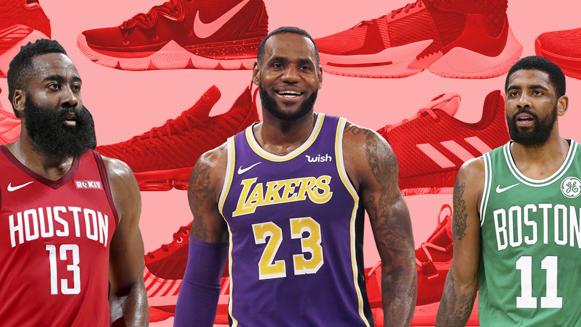 The 15 Best NBA Signature Sneakers in Basketball Right Now