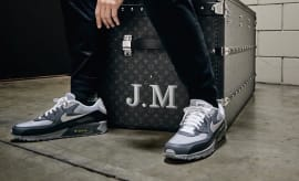 John Mayer Nike Air Max 90 Spirit Level Release Date On-Foot