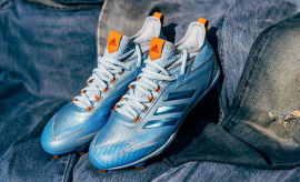 Adidas Afterburner Dad Jeans Father's Day Cleats (1)