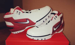 LeBron James Nike Air Zoom Generation First Game Retro