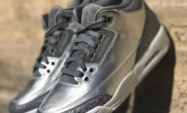 Girls Air Jordan 3 Chrome Release Date AA1243-020