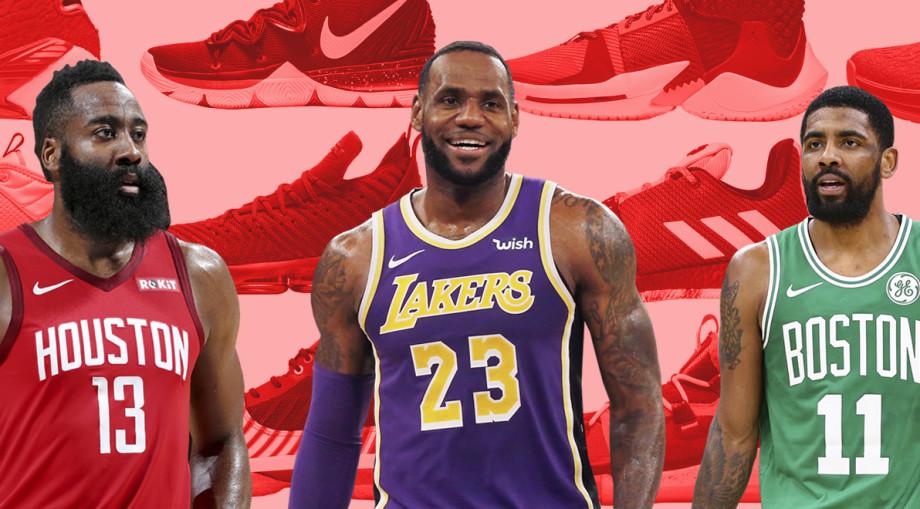 NBA signature Sneaker Rankings