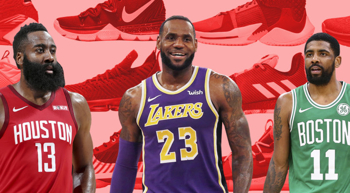 NBA signature Sneaker Rankings