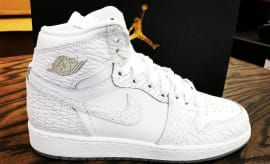 Air Jordan 1 Heiress Frost White Release Date Live
