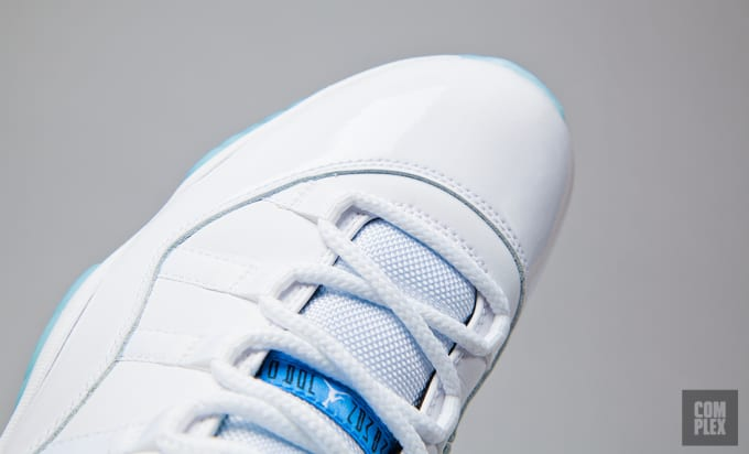 best service 69cde d540b Jordan 11 Legend Blue