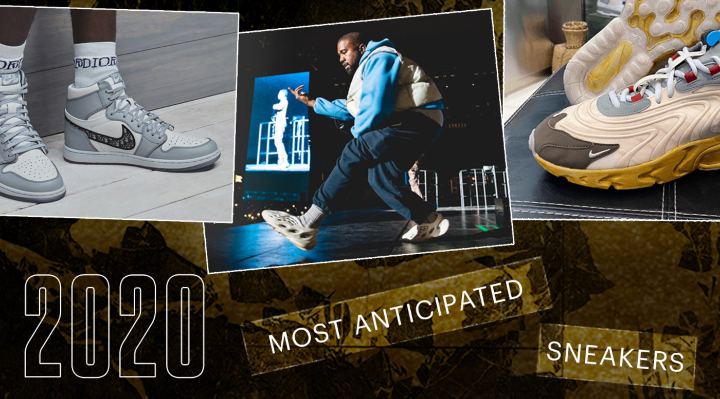 2020 Most Anticipated Sneakers