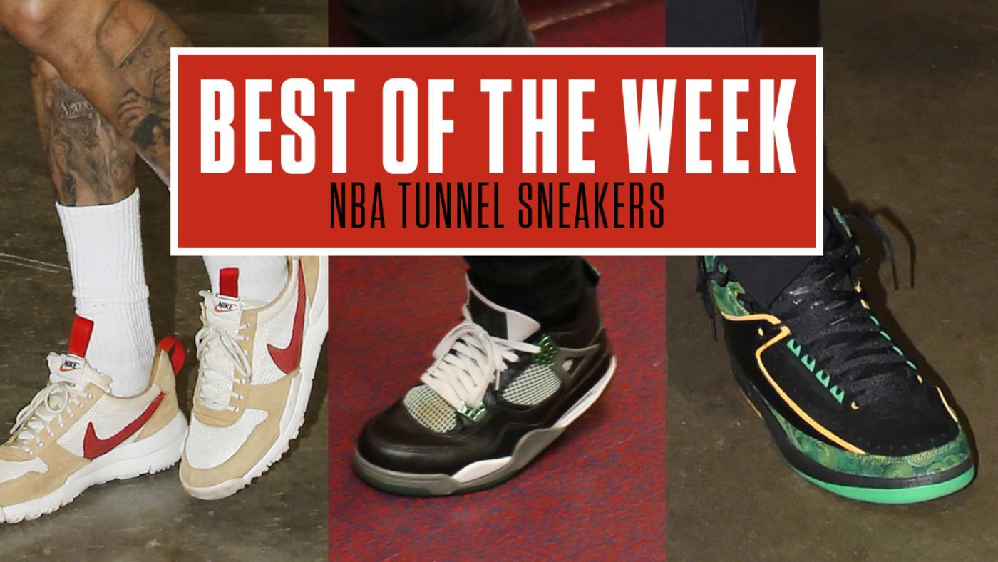 Best NBA Tunnel Sneakers