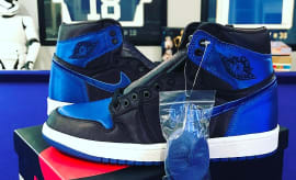 Air Jordan 1 Royal Satin Release Date