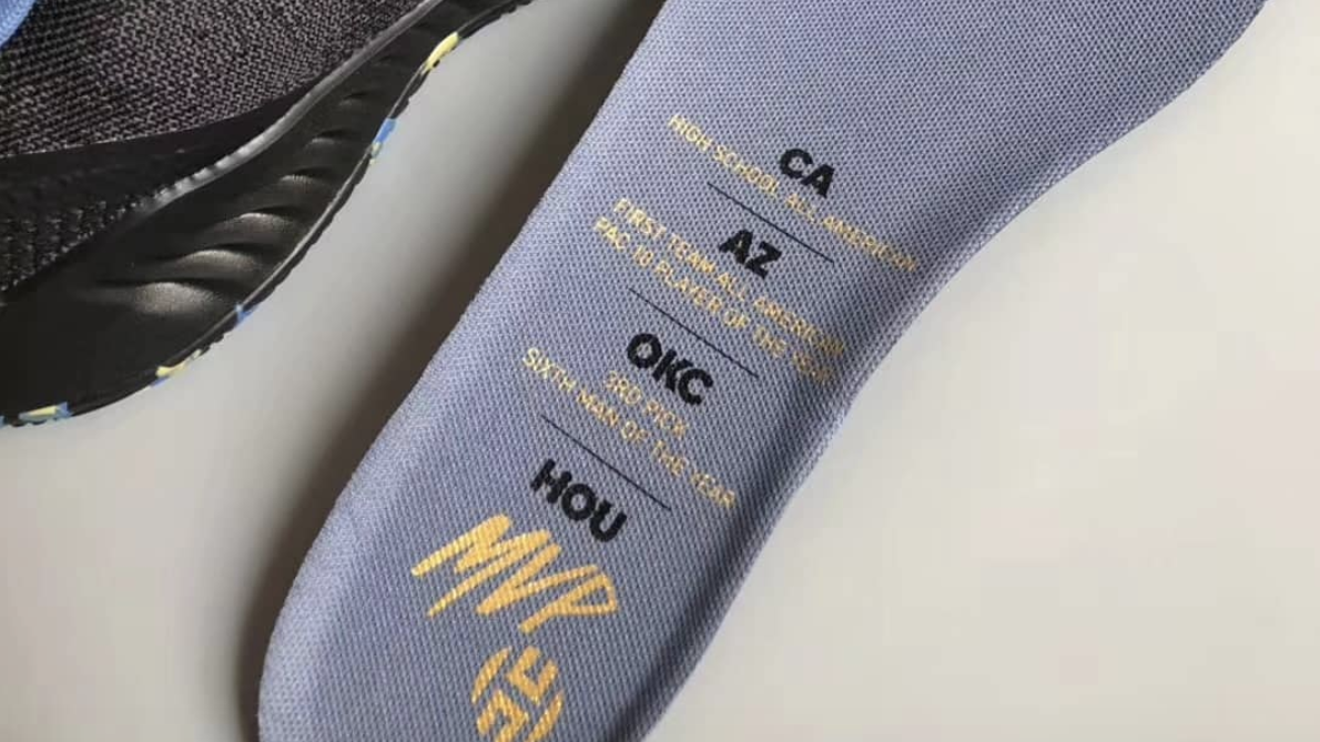 Adidas Already Made MVP Shoes for James Harden