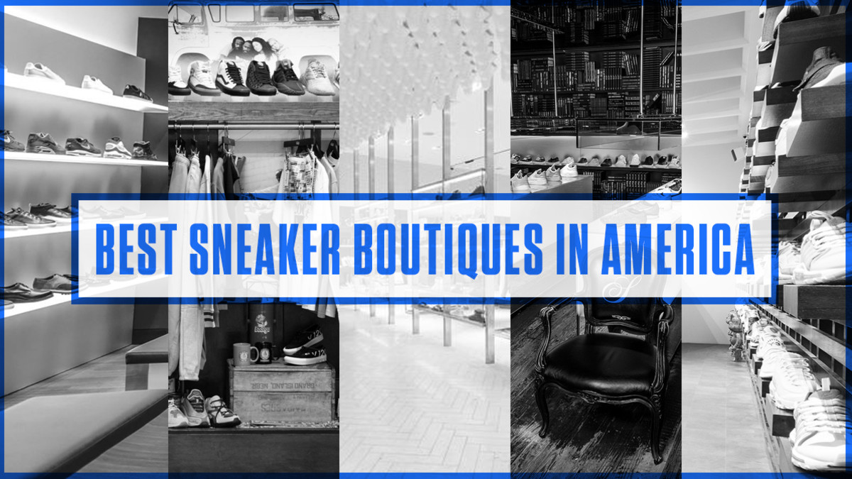 The Best Sneaker Boutiques in America