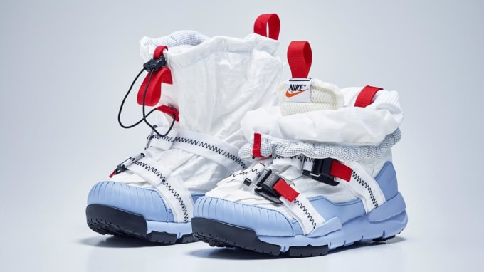 Tom Sachs x Nike Mars Yard Overshoe Top Down