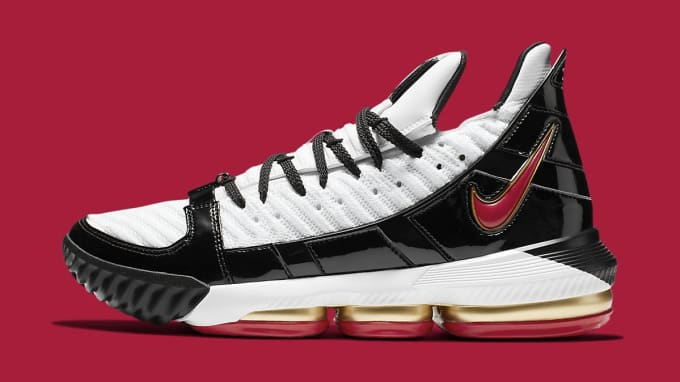 f465bebb6d8 Nike LeBron 16 Remix Release Date CD2451-101 Profile