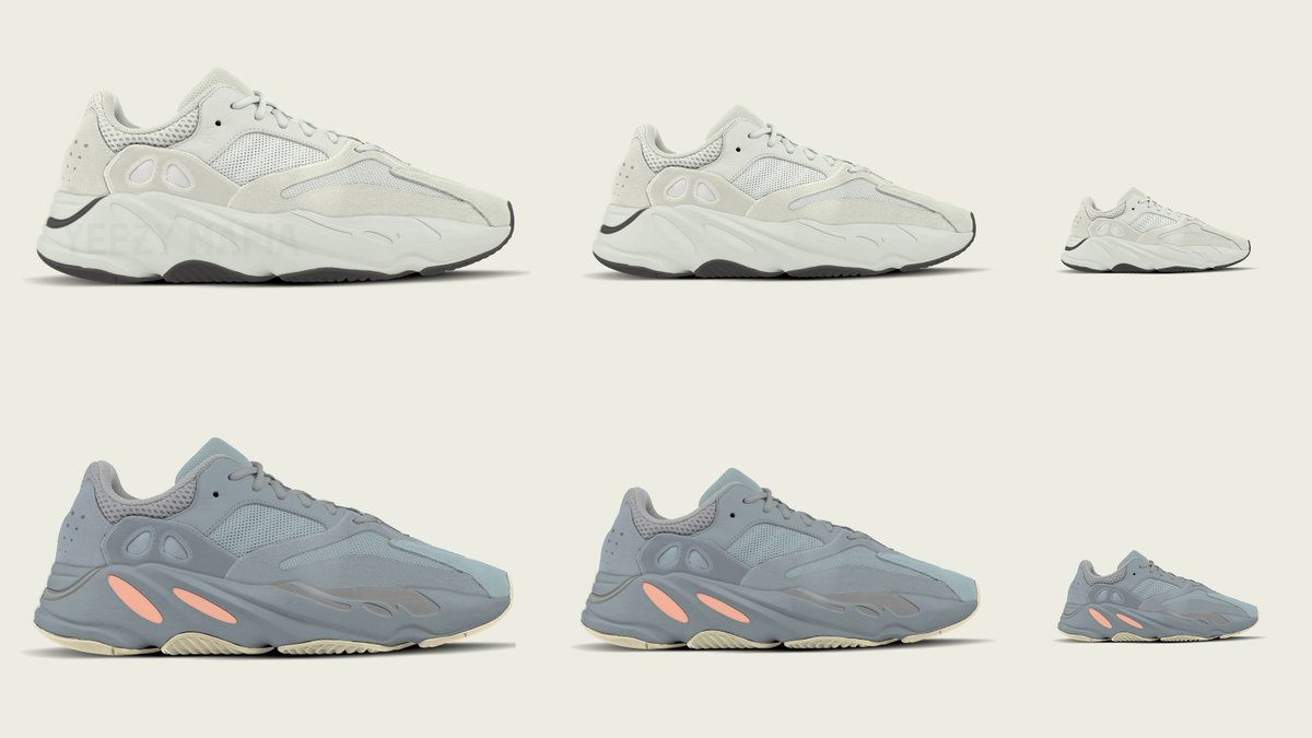Kids Yeezy Boost 700s Reportedly Releasing in 2019