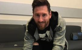 Leo Messi Lifetime Adidas Contract 2017