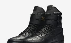 "Nike Special Field Air Force 1 ""Black/Gum"""