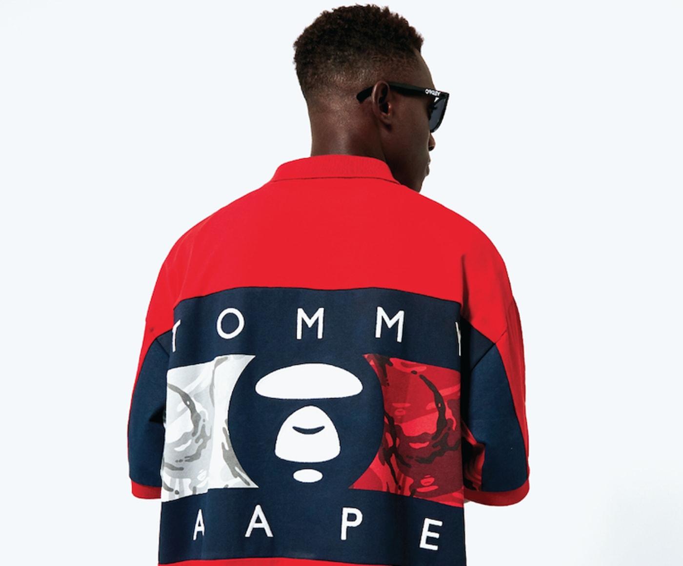 Tommy bape