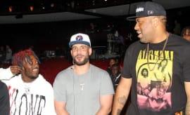Lil Uzi Vert, DJ Drama, and Don Cannon