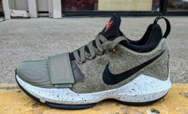 Nike PG1 Elements Olive Release Date