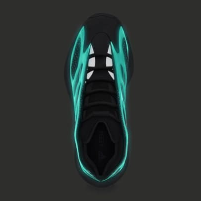 Adidas Yeezy 700 V3 Blue Glow Release Date Top