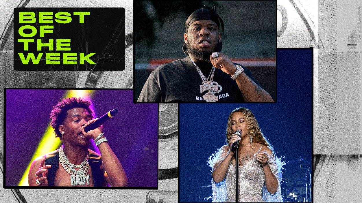 Best New Music This Week: Lil Baby, Beyoncé, Maxo Kream, and More