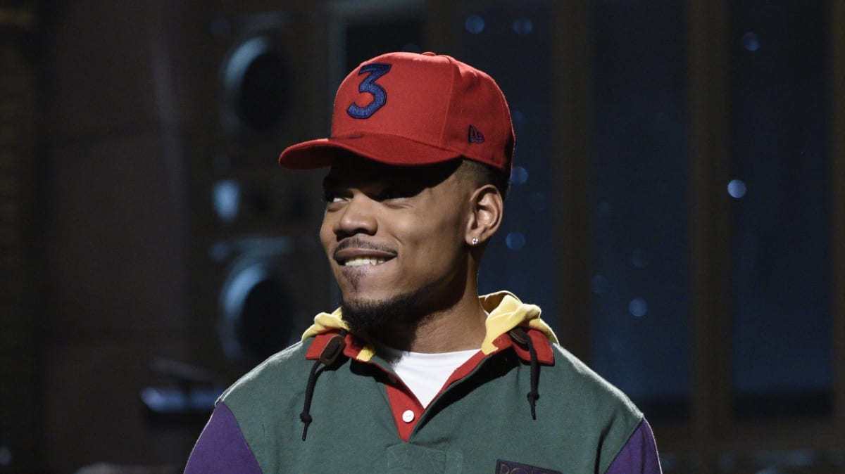 Chance the Rapper Needs Your Help to Write a Movie About Trump's First iPod