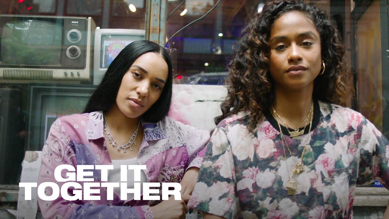 Vashtie and Aleali May Talk Air Jordan Collabs, Being Women in Streetwear