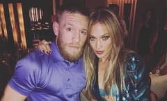 Conor McGregor Crashed Jennifer Lopez Party