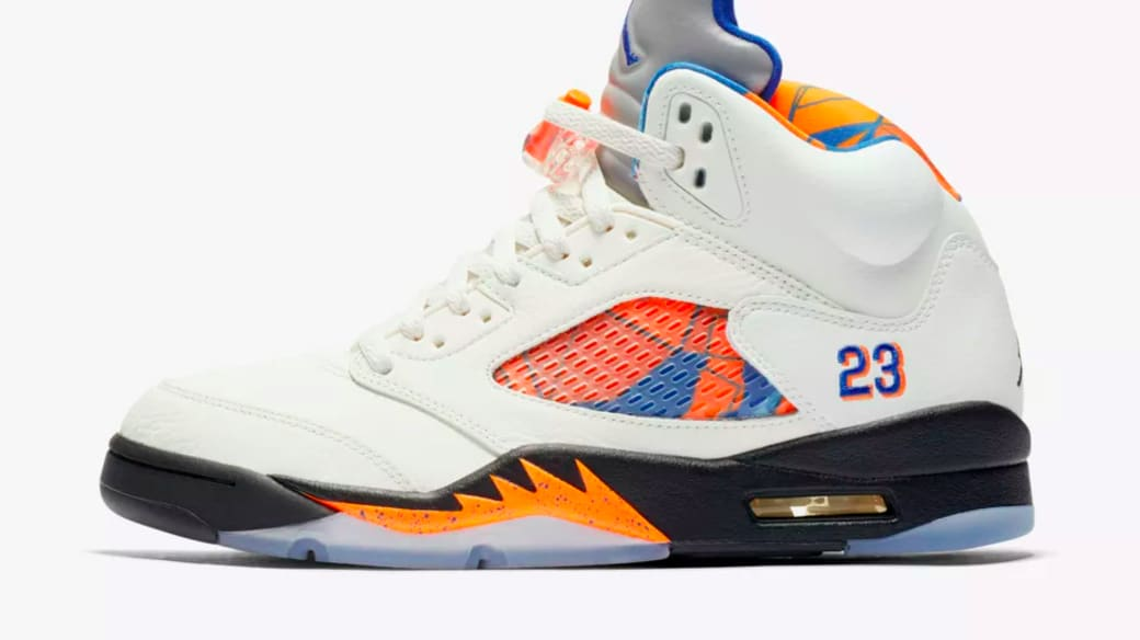 "Air Jordan V ""International Flight"""