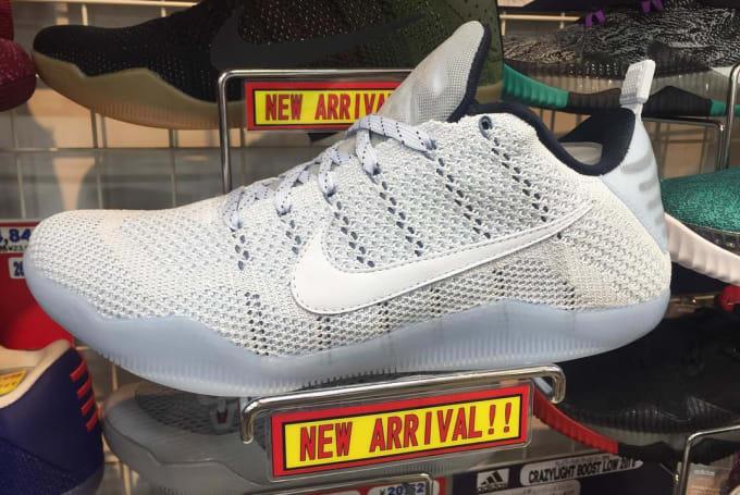 Nike Kobe 11 4KB Halloween Side 824463-443