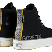 Carhartt WIP x Converse Chuck 70 'Gore-Tex' Black (Heel)