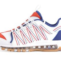 Clot x Nike Zoom Haven 97 'White/Sail/Deep Royal Blue' (Lateral)
