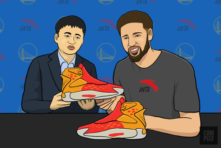 NBA Sneaker Storylines 2019-20 China