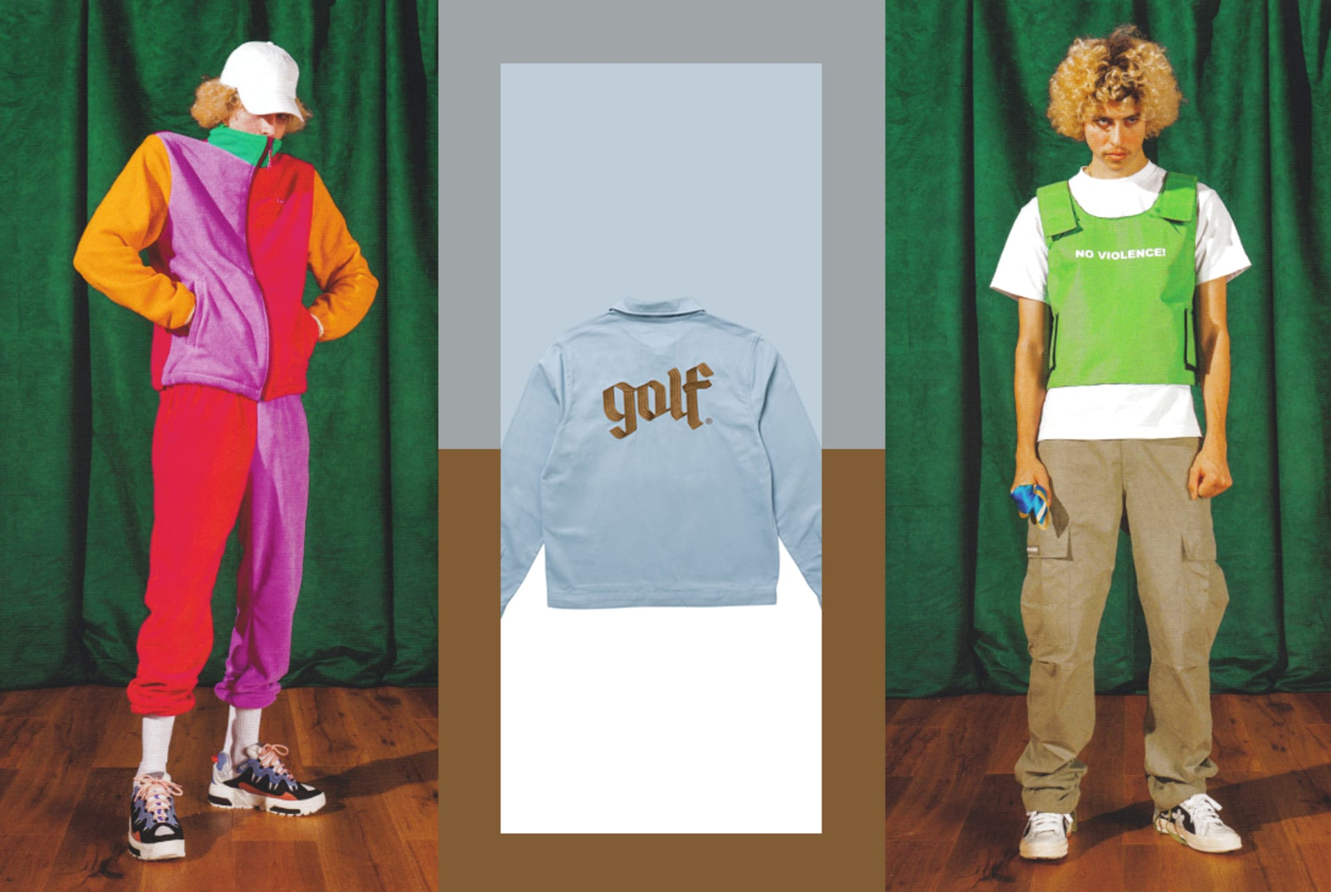 15 Best American Streetwear Brands (GOLF)