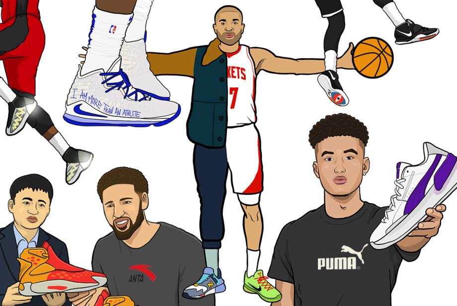 Biggest Sneaker Storylines 2019-20 NBA Season