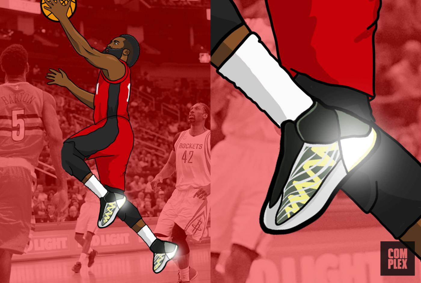 NBA Sneaker Storylines Yeezy Quantum