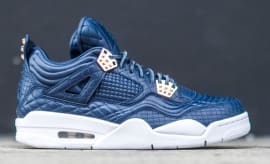 Air Jordan 4 Navy Pinnacle 4