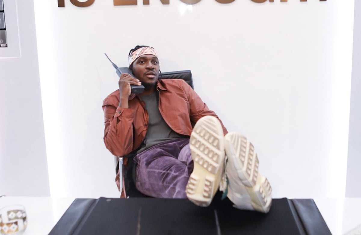 2feee52fff365 Pusha T Wishes His ComplexCon Sneakers Weren t So Limited