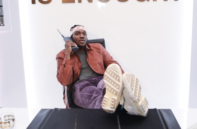 39abdb5ce14 Pusha T Wishes His ComplexCon Sneakers Weren t So Limited