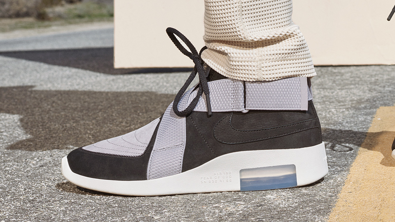 Jerry Lorenzo Confirms the Release of F&F Nike Air Fear of God Raid